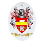 Farineau Ornament (Oval)