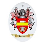 Farinaux Ornament (Oval)