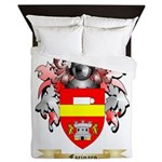 Farinaro Queen Duvet