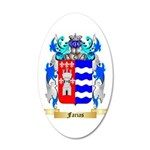 Farias 20x12 Oval Wall Decal