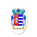 Farias 35x21 Oval Wall Decal