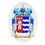 Farias Ornament (Oval)