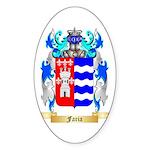 Faria Sticker (Oval 50 pk)