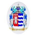 Faria Ornament (Oval)