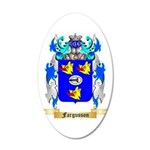 Fargusson 20x12 Oval Wall Decal
