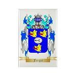 Fargie Rectangle Magnet (100 pack)