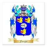 Fargie Square Car Magnet 3