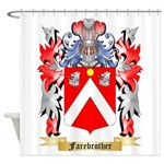 Farebrother Shower Curtain