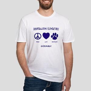 Peace, Love, Grizzlies T-Shirt