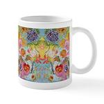I Love You Mom Garden Delight Mug