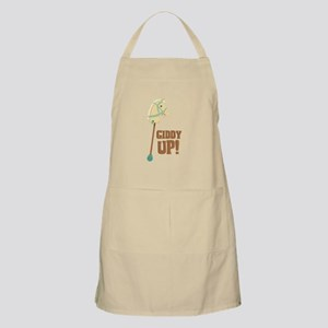 Giddy Up! Apron