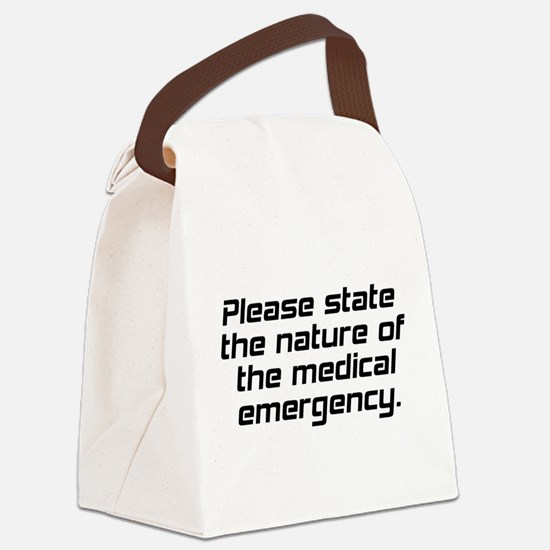 doctor-01.png Canvas Lunch Bag