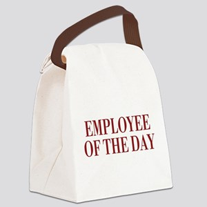 employee Canvas Lunch Bag