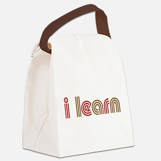 ilearn.png Canvas Lunch Bag