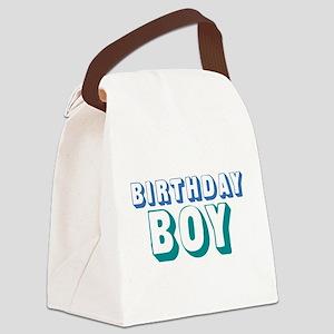 birthdayboy-01 Canvas Lunch Bag
