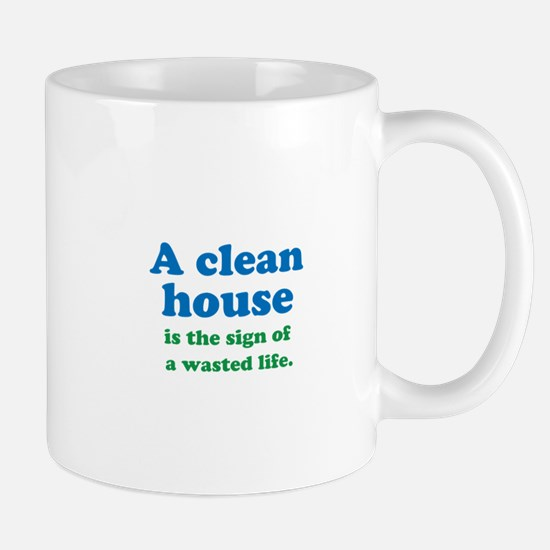A Clean House Mugs