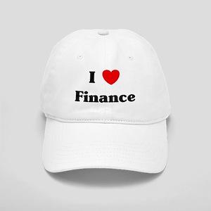 I Love Finance Cap