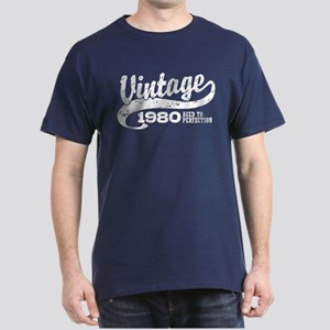 Vintage 1980 Dark T-Shirt
