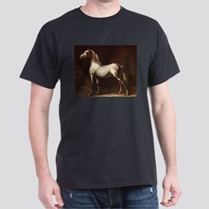 White Arabian Horse T-Shirt