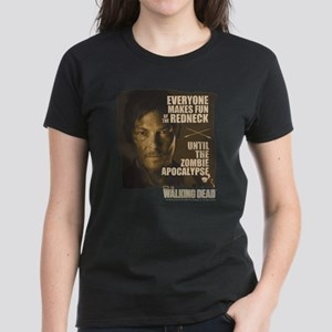 Walking Dead Redneck Women's Women's Dark T-Shirt