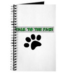 TALK TO THE PAW! Journal
