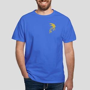 Goldwinged Dragon Dark T-Shirt