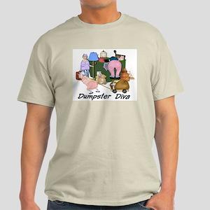 Dumpster Diva Light T-Shirt