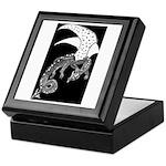 Whitewinged/Blackback Dragon Keepsake Box