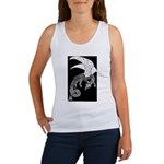 Whitewinged/Blackback Dragon Women's Tank Top