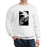 Whitewinged/Blackback Dragon Sweatshirt