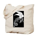 Whitewinged/Blackback Dragon Tote Bag