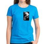 Whitewinged/Blackback Dragon Women's Dark T-Shirt