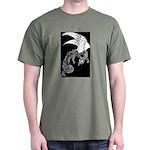 Whitewinged/Blackback Dragon Dark T-Shirt