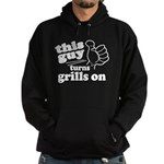This Guy Turns Grills On Hoodie
