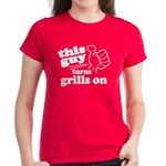 This Guy Turns Grills On T-Shirt