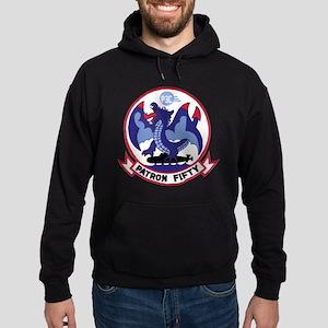 VP 50 Blue Dragons Hoodie (dark)
