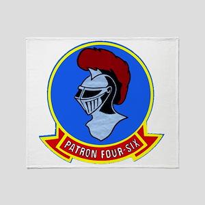 VP 46 Grey Knights Throw Blanket