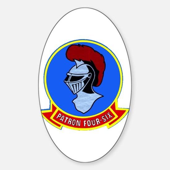 VP 46 Grey Knights Sticker (Oval)