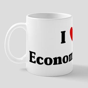 I Love Econometrics Mug
