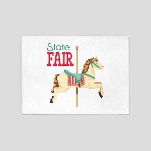 State Fair 5'x7'Area Rug