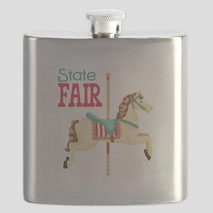State Fair Flask