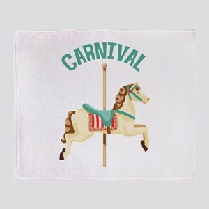 Carnival Throw Blanket
