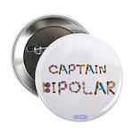 Captain Bipolar Button 2.25