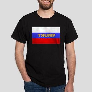 Donald Trump & Russian Flag T-Shirt