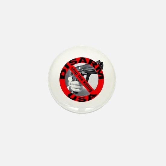 DISARM USA - STOP THE KILLING Mini Button