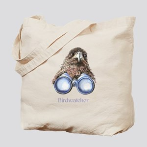 Birdwatcher Bird Watching You Humor Tote Bag