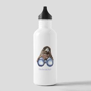 Birdwatcher Bird Watching You Humor Water Bottle