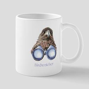 Birdwatcher Bird Watching You Humor Mugs