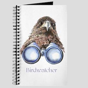 Birdwatcher Bird Watching You Humor Journal