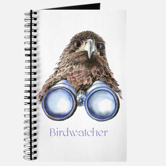 Birdwatcher Bird Watching You Humor Journal